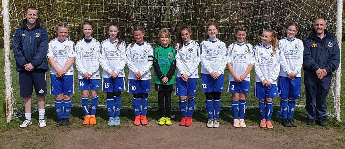 Hednesford United Under 13 Girls