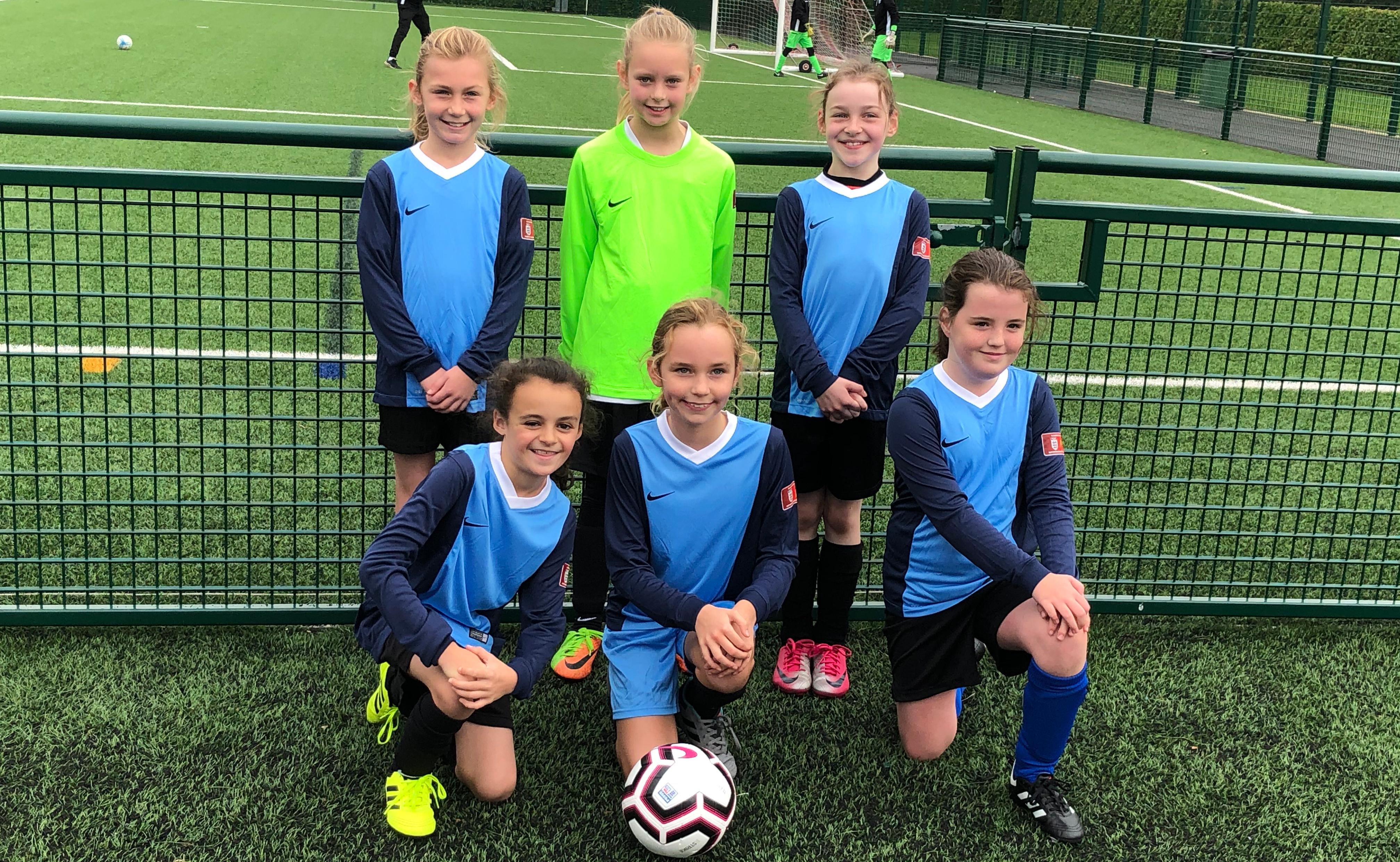 Hednesford United Under 10 Girls
