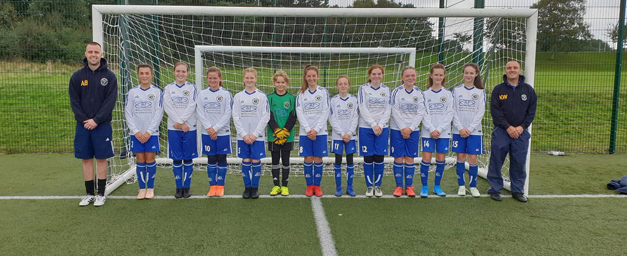 Hednesford United Under 14 Girls