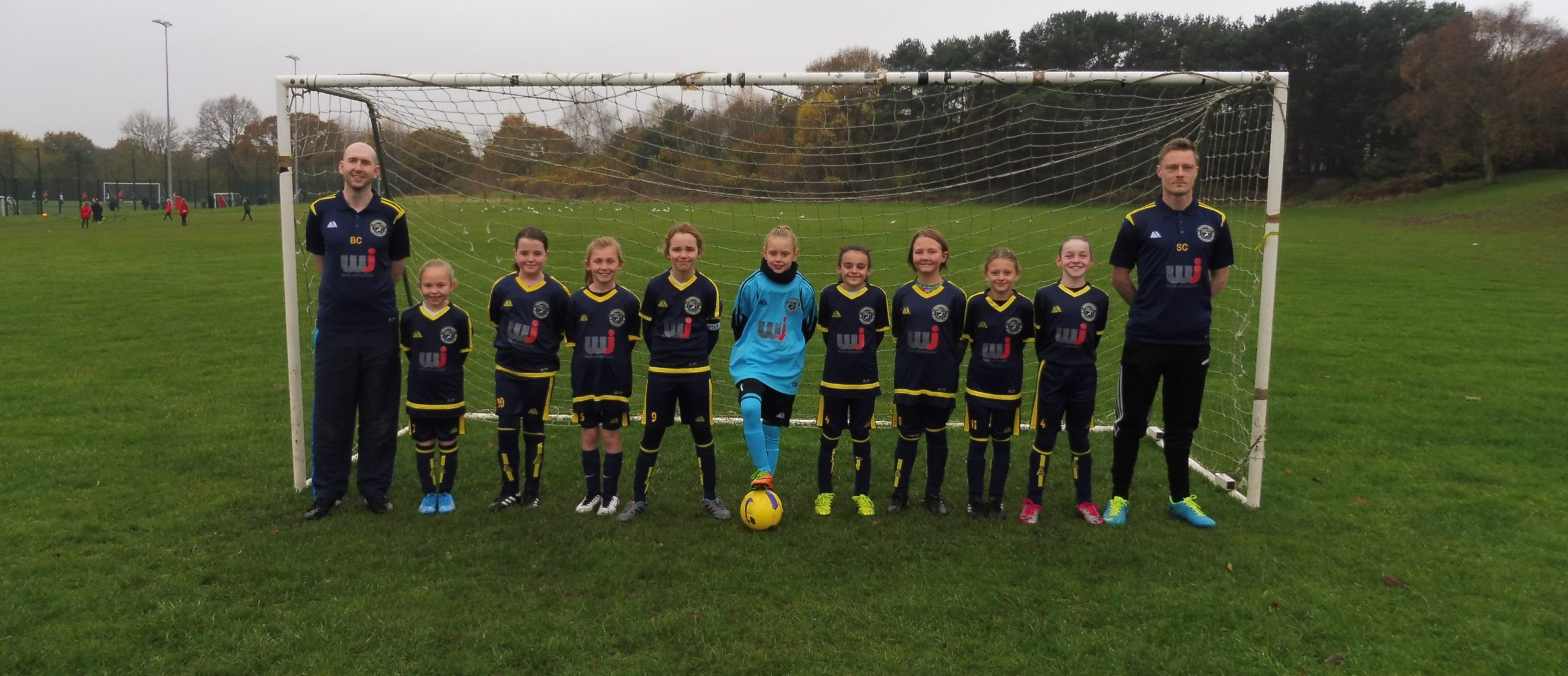 Hednesford United Under 11 Girls